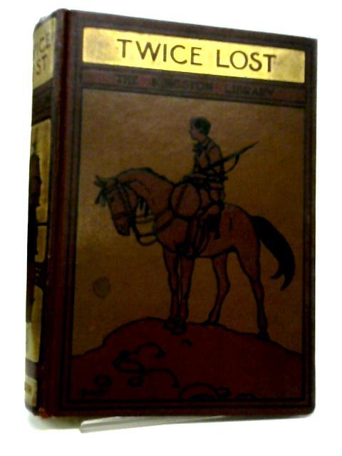 Twice Lost By W. H. G. Kingston