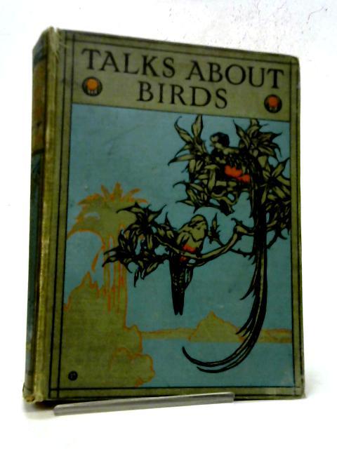 Talks About Birds By Frank Finn