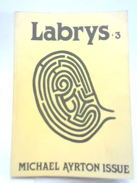 Labrys 3 By Grahaeme Barrasford Young