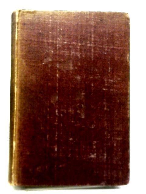The Poetical Works Of George Macdonald Vol. II By George Macdonald