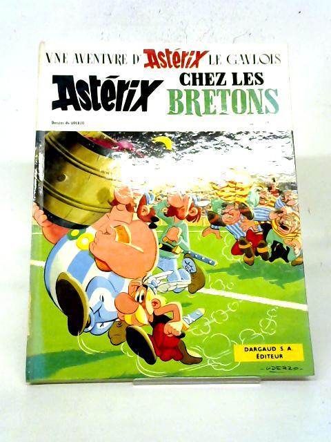 Astérix Chez Les Bretons By Rene Goscinny