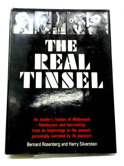 The Real Tinsel By Rosenberg & Silverstein