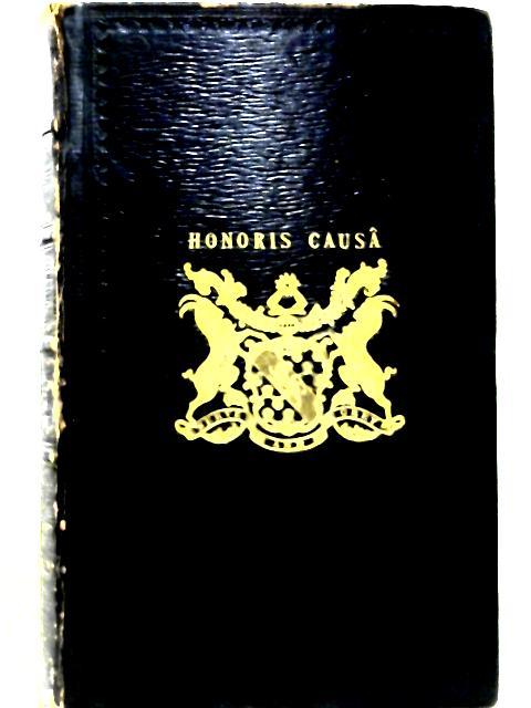 A Copious Greek Grammar - Vol I By Augustus Matthiae
