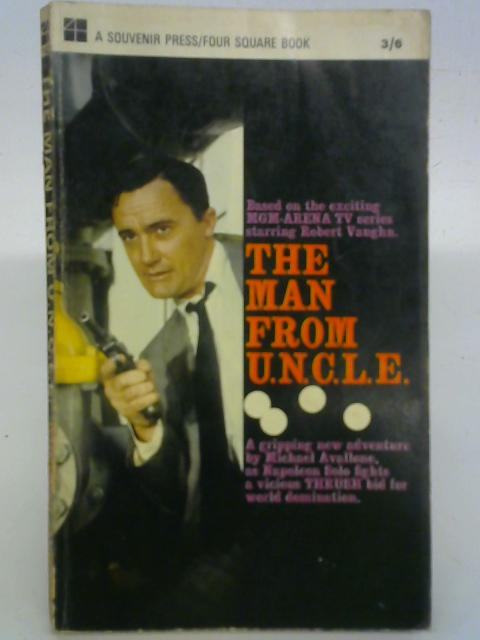 The Man from U.N.C.L.E. By Michael Avallone