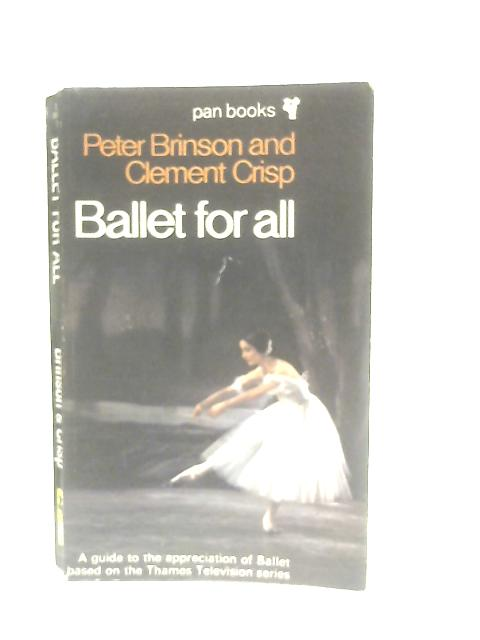 Ballet For All By Don McDonagh & John Percival