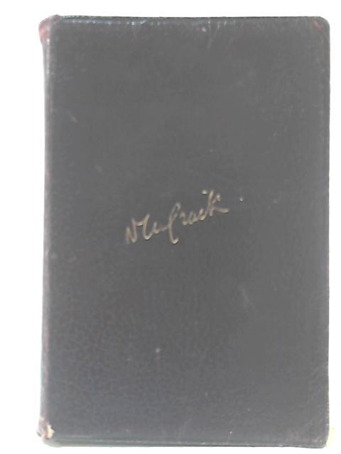 John Halifax, Gentleman By Mrs Craik