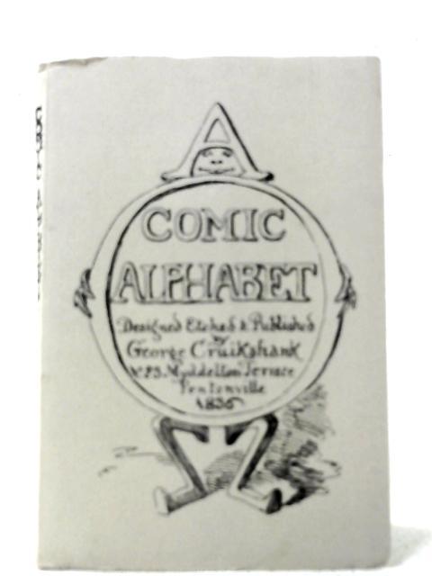 Comic Alphabet By George Cruikshank
