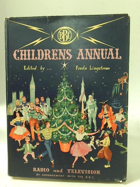 BBC Childrens Annual By Freda Lingstrom