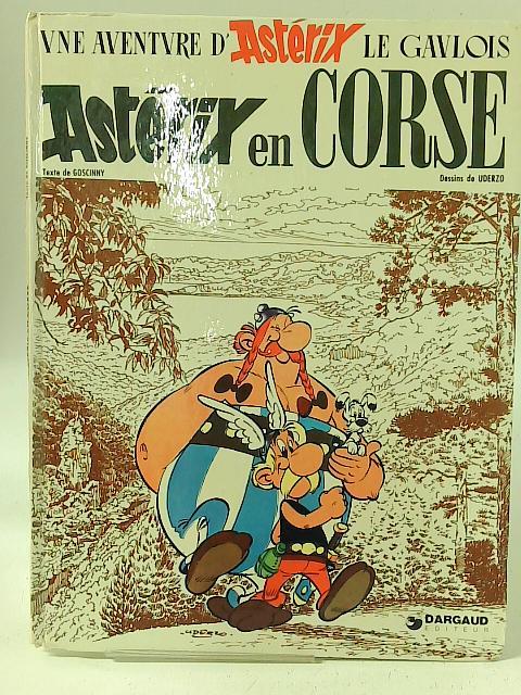 Astérix - 20 - Astérix en Corse By Rene Goscinny