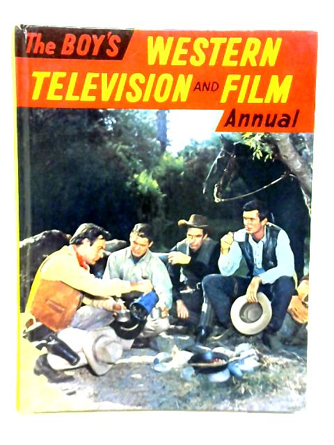 The Boy's Western Television and Film Annual By Ken and Sylvia Ferguson