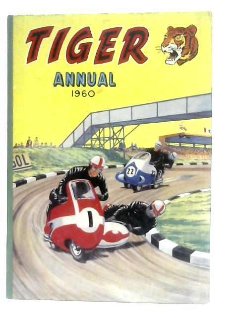 Tiger Annual 1960 By Anon
