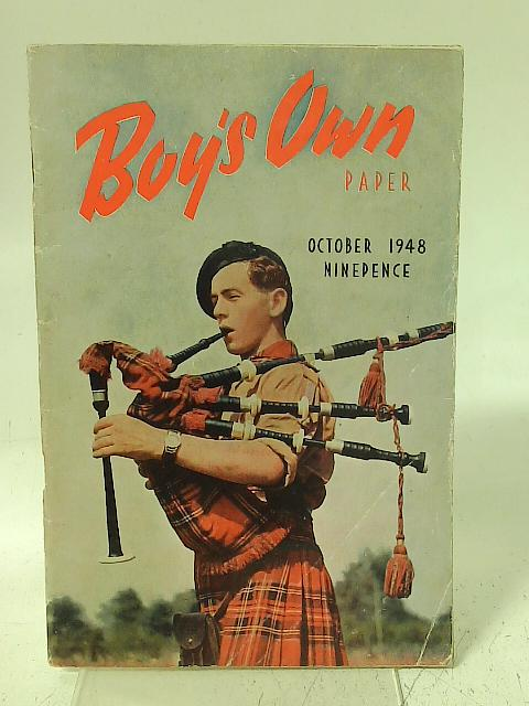 Boys Own Paper: October 1948 By Not Stated