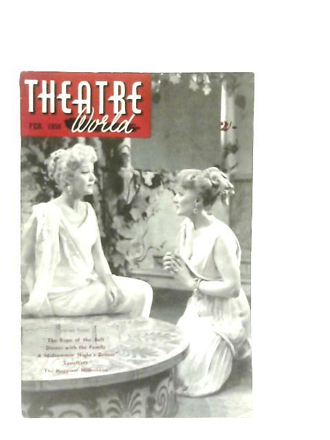 Theatre World Feb 1958 Vol LIV No. 397 By Anon