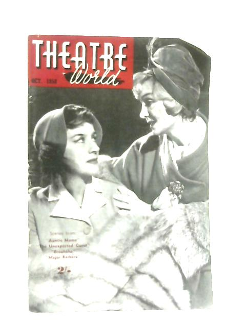 Theatre World Vol LIV No 405 By Frances Stephens