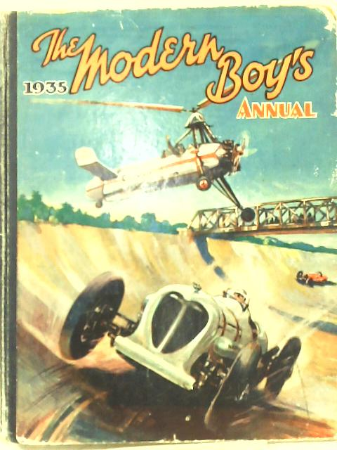 The Modern Boy's Annual 1935 By None Stated