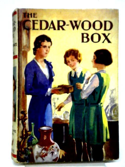 The Cedar-Wood Box By Constance M Evans