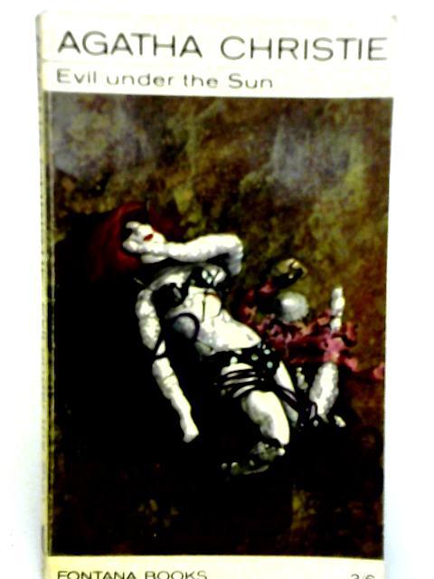 Evil under the sun (fontana books) By Agatha Christie