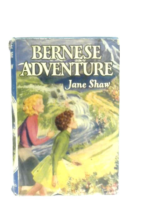 Bernese Adventure By Jane Shaw