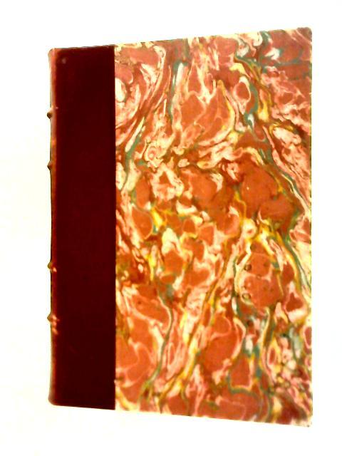 L'Education Sentimentale Volume I By Gustave Flaubert