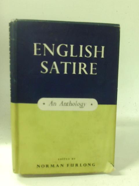English satire By Norman Furlong