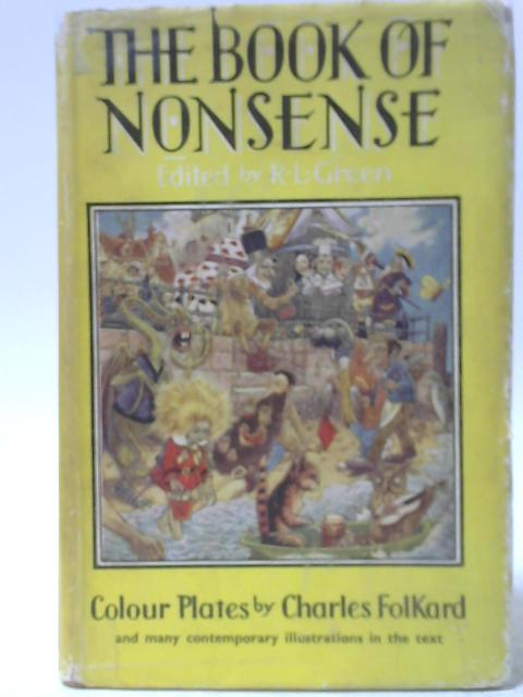 The Book of Nonsense By Roger Lancelyn Green