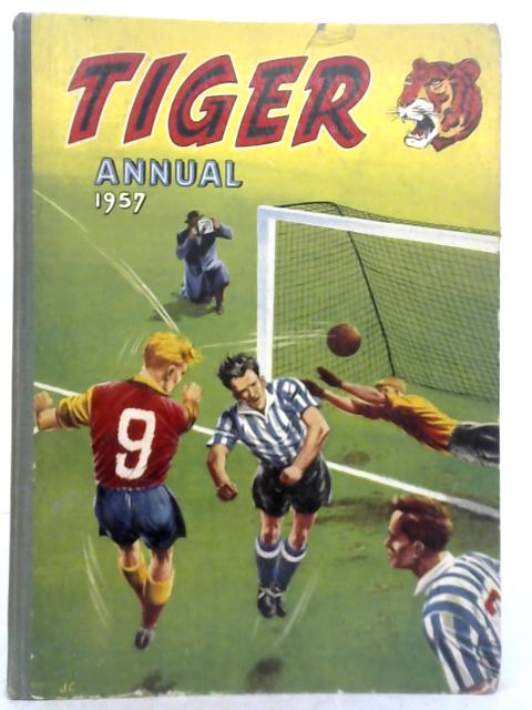 Tiger Annual 1957 By Unstated