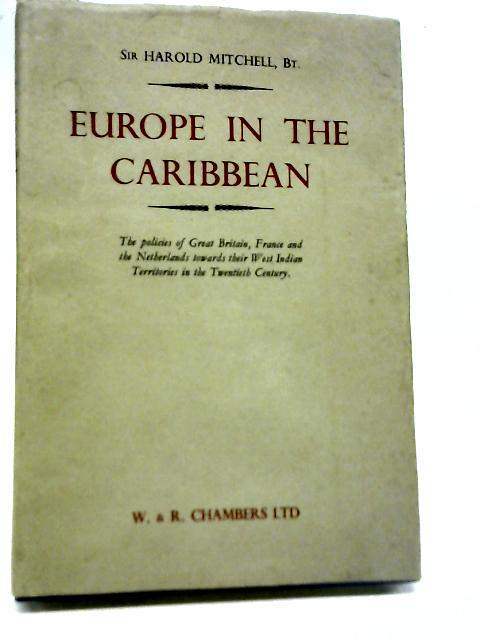 Europe in The Caribbean By Harold Mitchell