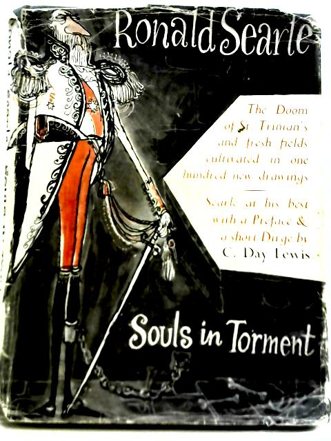 Souls in Torment By Ronald Searle