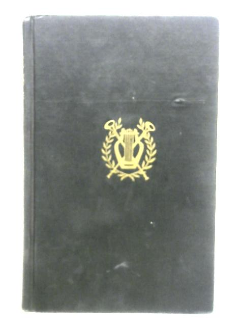 Plots Of The Operas By Oscar Thompson (ed.)