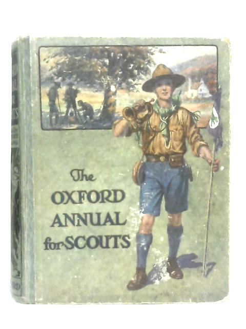 The Oxford Annual for Scouts By Ed. Herbert Strang