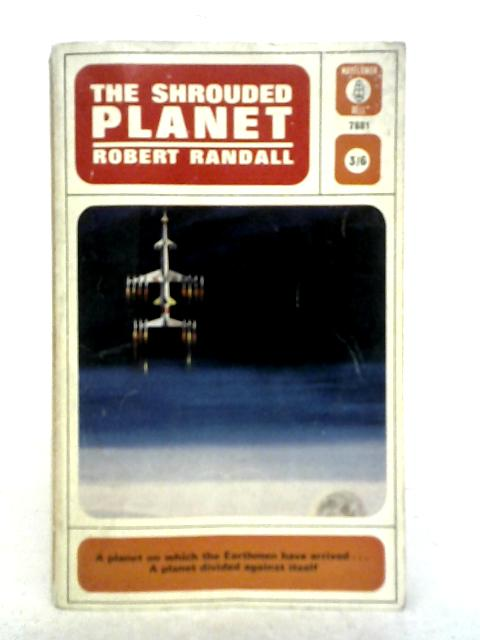 The Shrouded Planet By Robert Randall