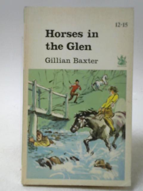 Horses in the Glen By Gillian Baxter