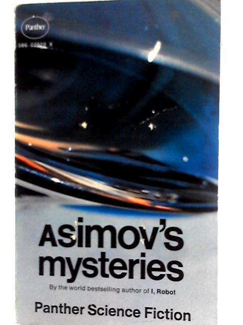 Asimov's Mysteries By Isaac Asimov