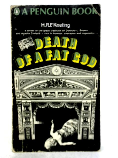 Death of a Fat God By H.R.F. Keating