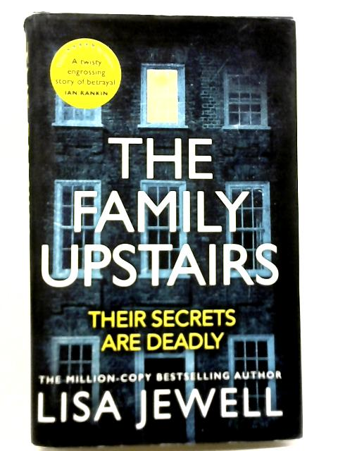 The Family Upstairs By Lisa Jewell