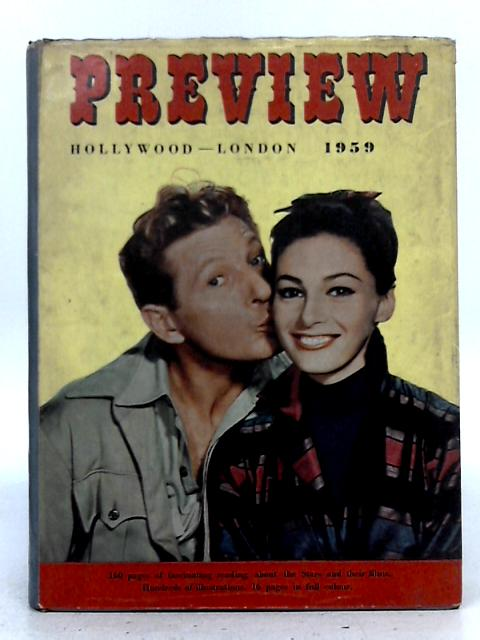 Preview 1959, Hollywood-London By Eric Warman (ed.)