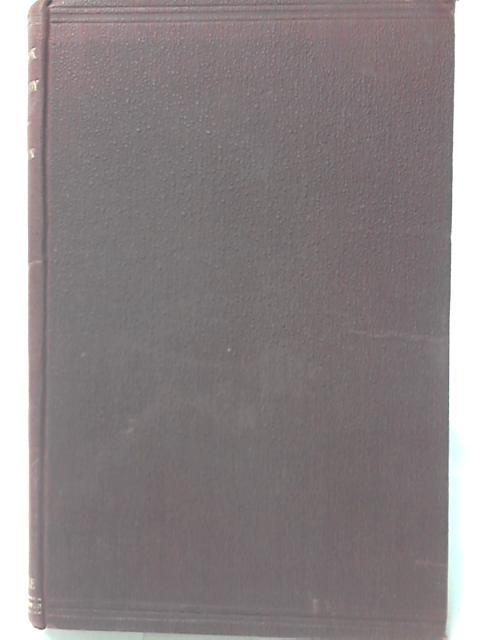 Textbook of Chiropody. By Margaret J. McKenzie Swanson