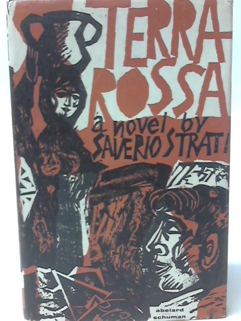 Terrarossa: A Novel By Saverio Strati
