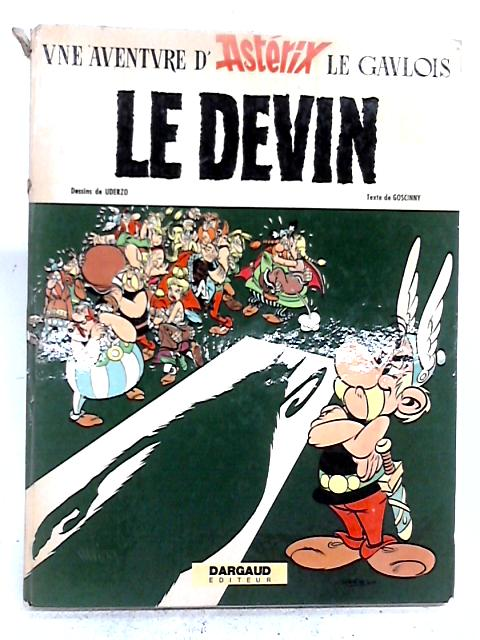 Une Aventures d'Asterix : Le Devin By De Goscinny