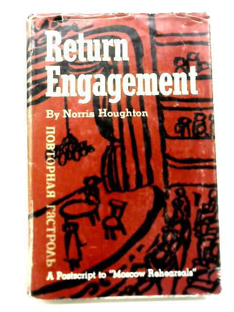 Return Engagement By N Houghton