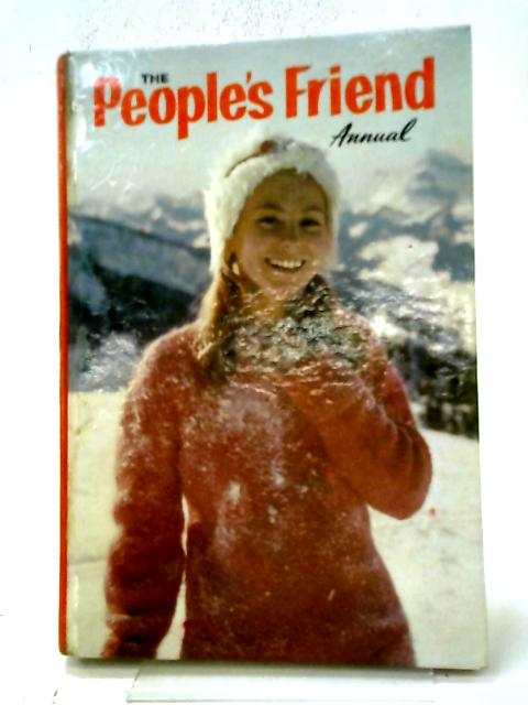The People's Friend Annual 1969 - 1970 By Various