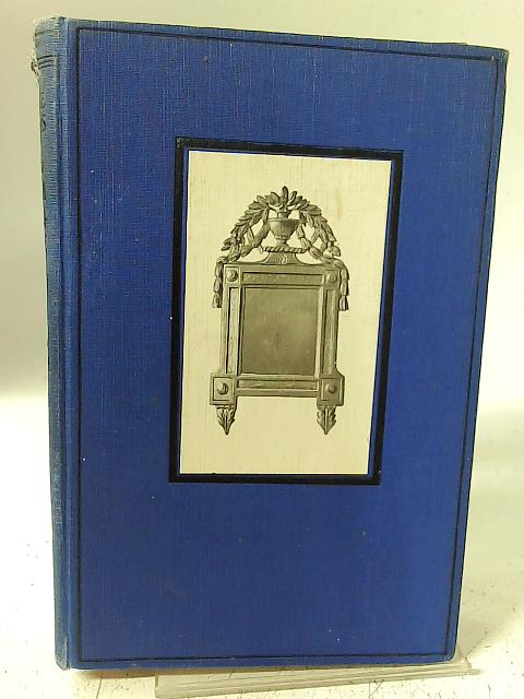 French furniture under Louis XVI and the Empire By Roger De Felice F M Atkinson (Trans)