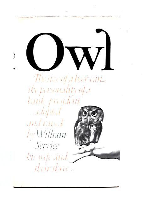Owl By William Service
