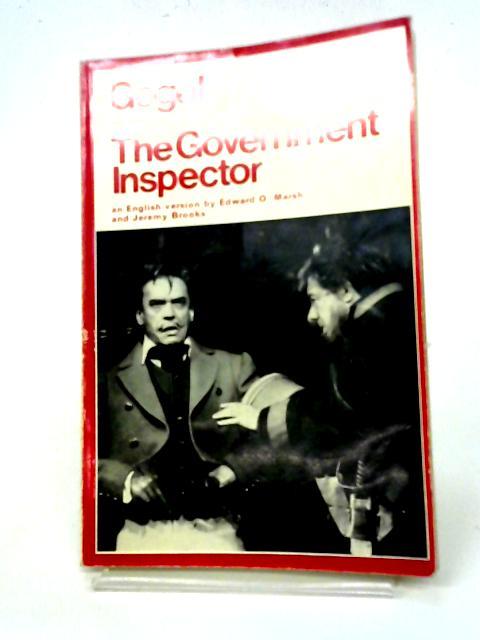 The Government Inspector (Theatre Classics) By Nikolai Gogol