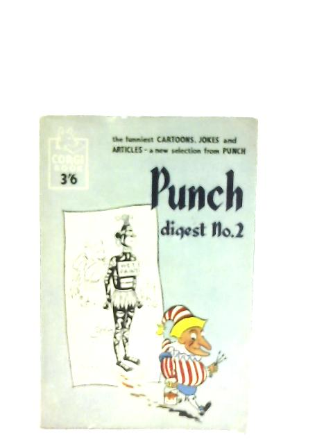 Punch Digest No. 2 By Various Contributors