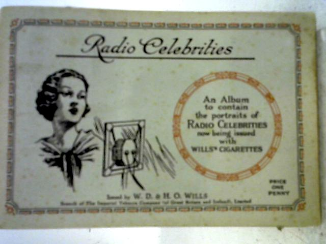 Radio Celebrities By None Stated