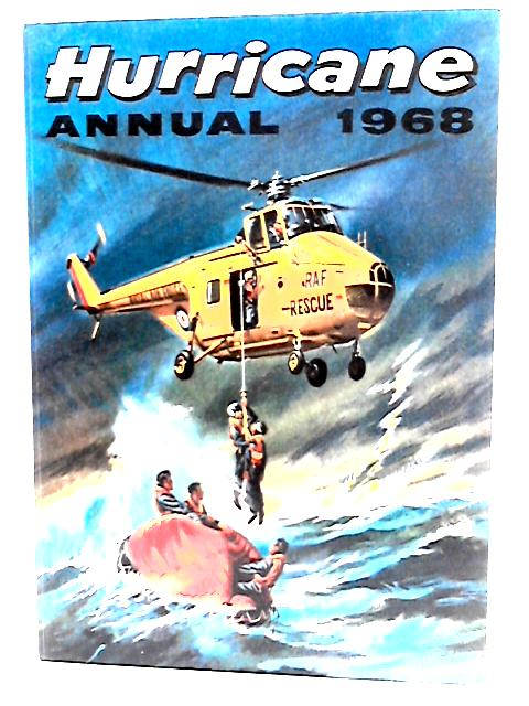 Hurricane Annual 1968 By Fleetway Publications