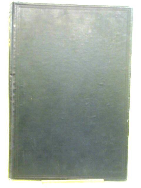 The Scientific Papers of Bertram Hopkinson. Edited by Sir J Alfred Ewing and Sir Joseph Larmor. By Bertram Hopkinson