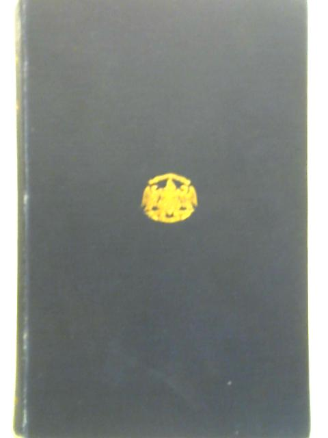The Diplomatic Reminiscences of Lord Augustus Loftus, 1837-1862: Volume I By Lord Augustus William Frederick Spencer Loftus