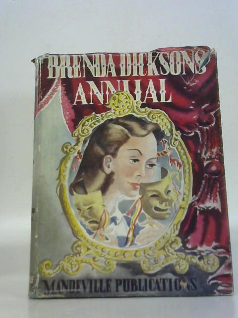 Brenda Dickson's Annual By J. Radford-Evans (Ed.)